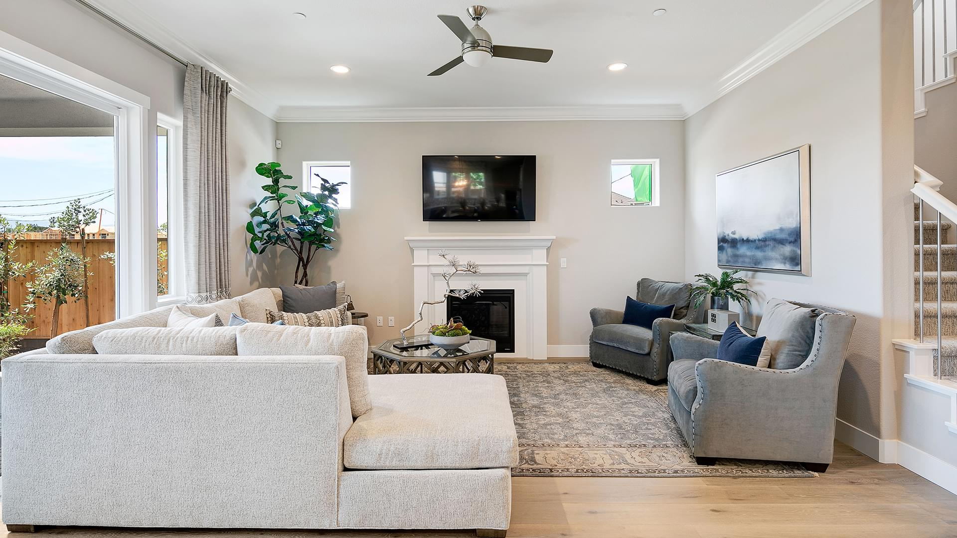 2306 Mirth Street in San Jose, CA by DeNova Homes