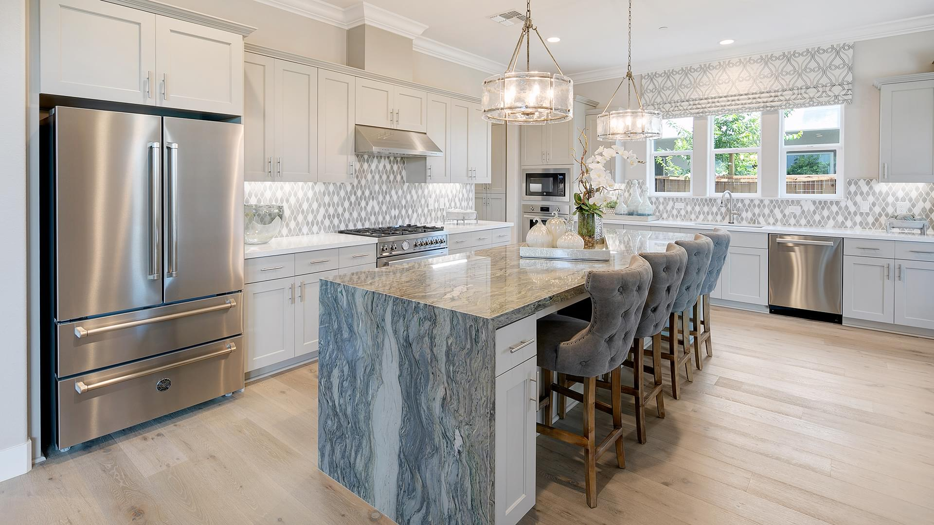 2680 Tranquility Street in San Jose, CA by DeNova Homes