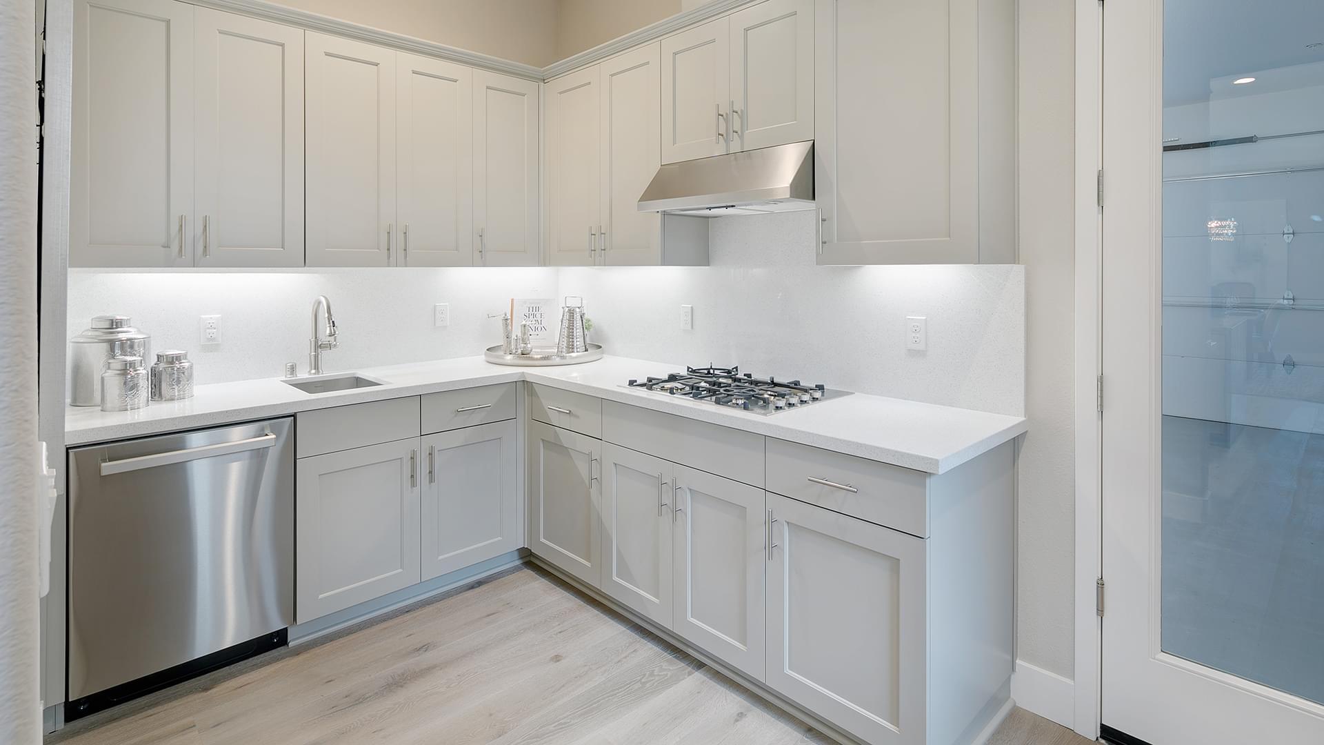 Residence 5B Prep Kitchen