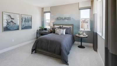 Residence 5B Bedroom 2