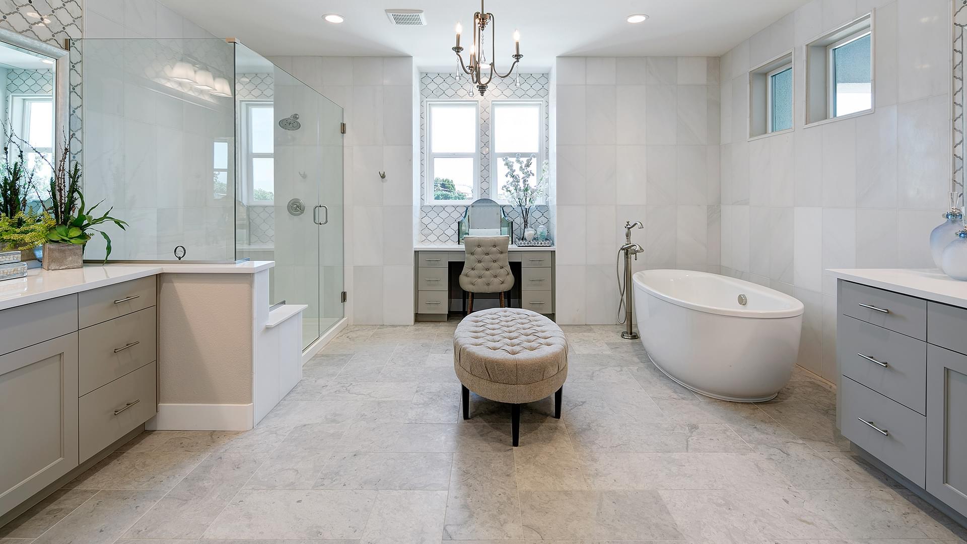 Residence 5B Master Bath