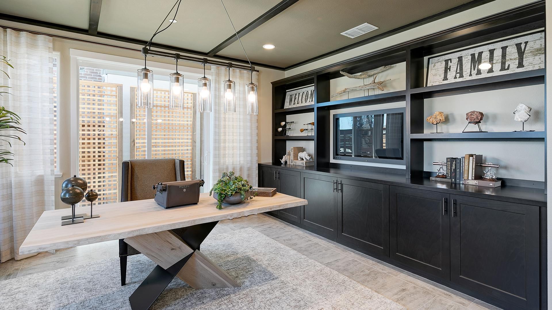 Residence 2B Flex Room