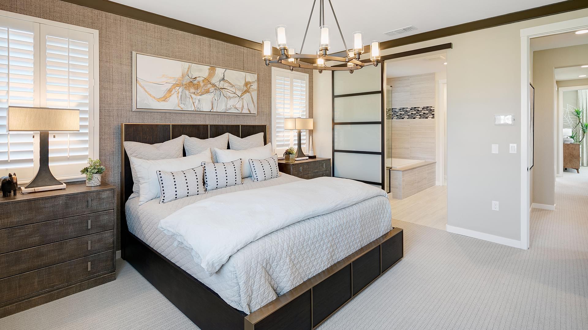 Residence 2B Master Bedroom