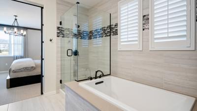Residence 2B Master Bath
