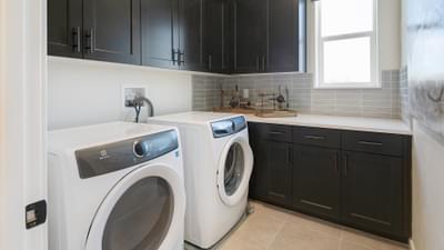 Residence 2B Laundry
