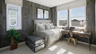Residence 2B Bedroom 3