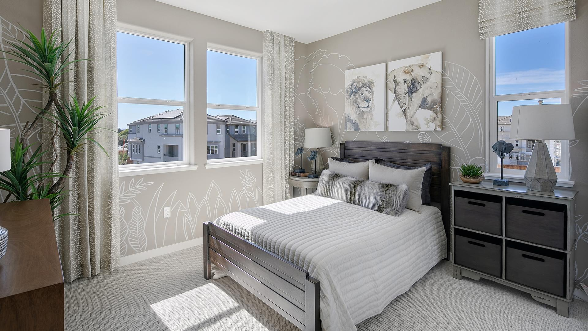 Residence 2B Bedroom 2