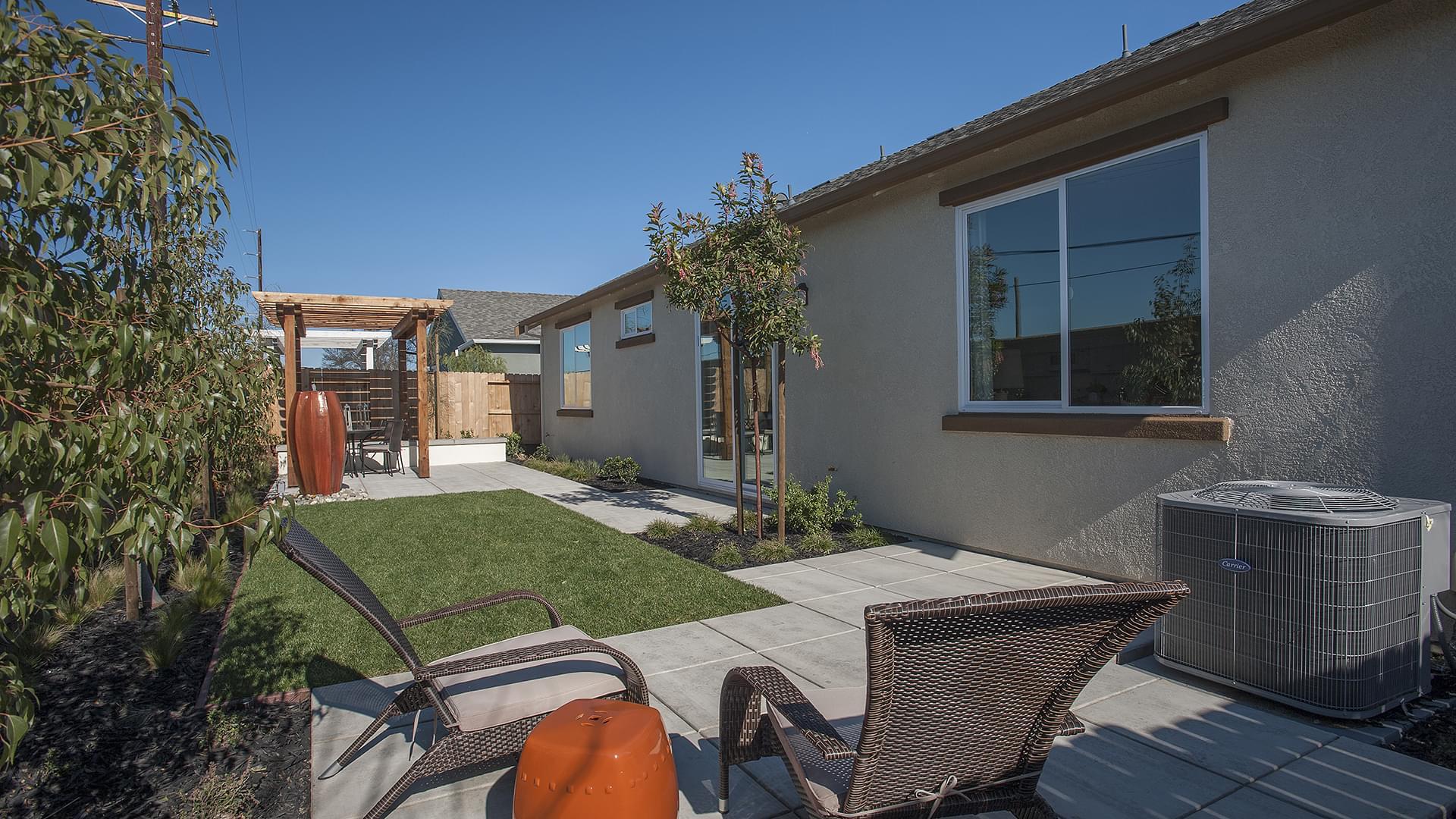 McKenzie Residence 3 Backyard