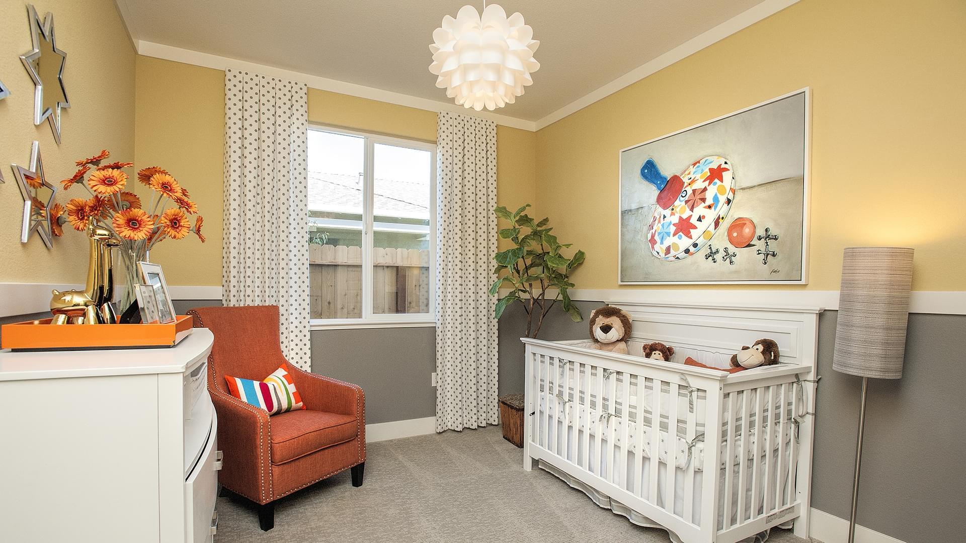 McKenzie Residence 3 Secondary Bedroom
