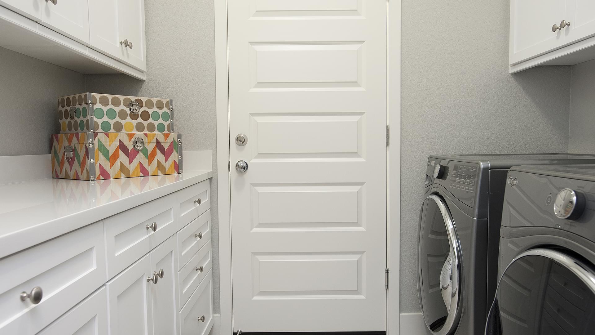 McKenzie Residence 3 Laundry Room