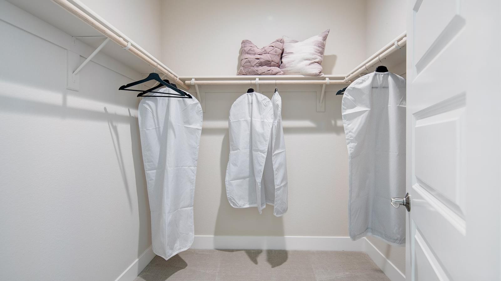 Residence 1 Master Walk-In Closet 2