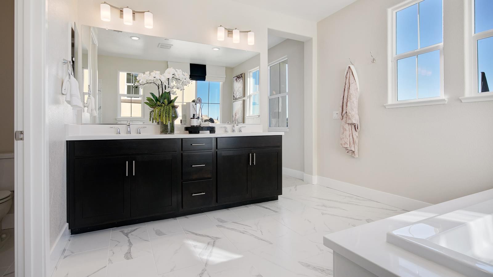 Residence 1 Master Bath