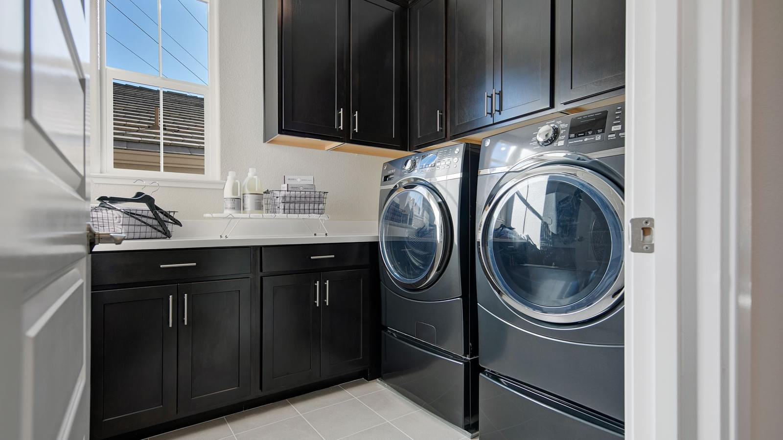 Residence 1 Laundry