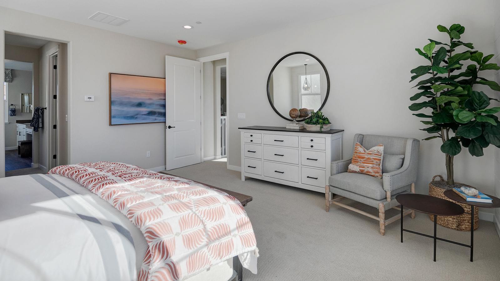 Residence 2 Master Bedroom