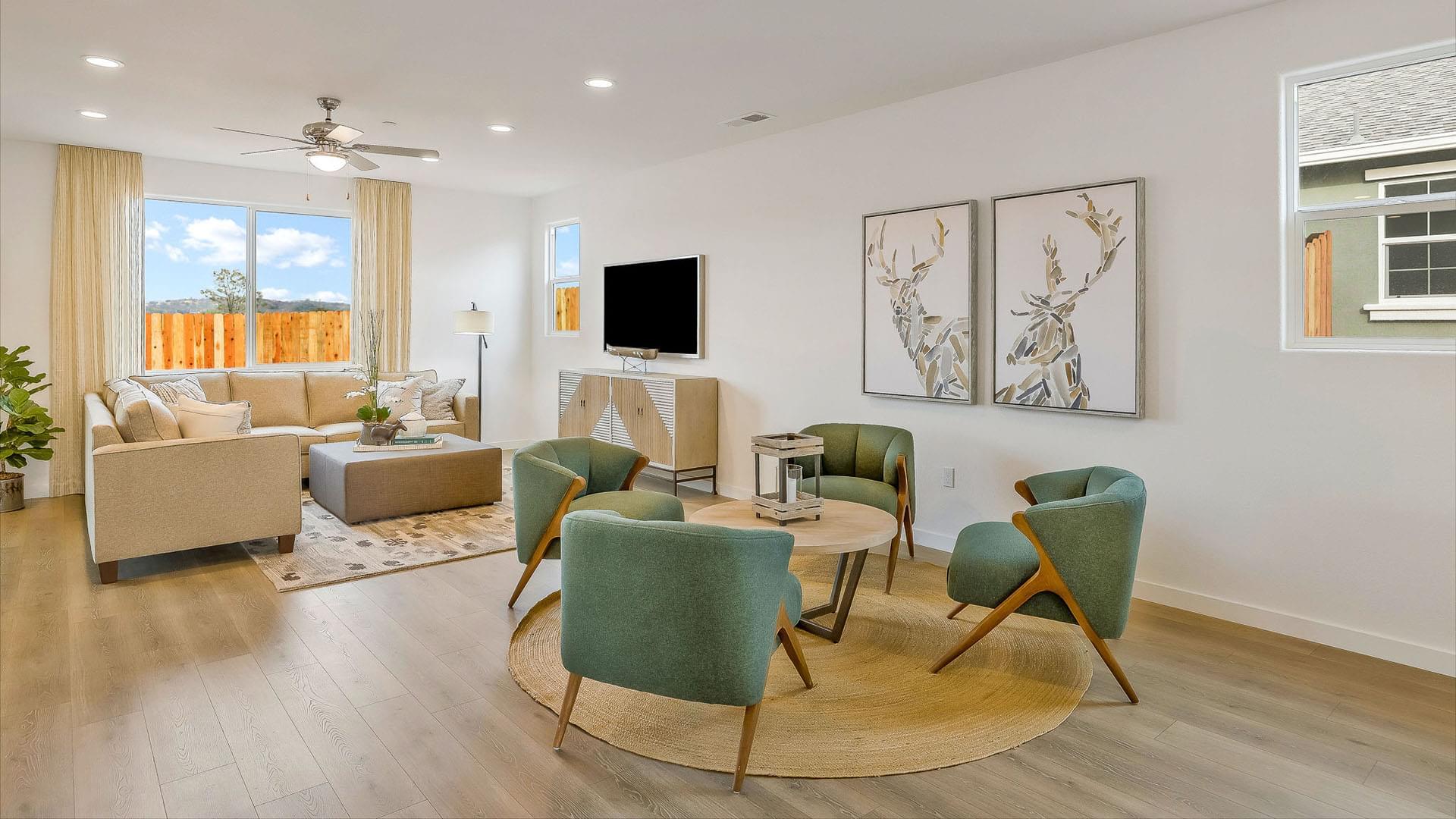Residence 3 Alt Great Room