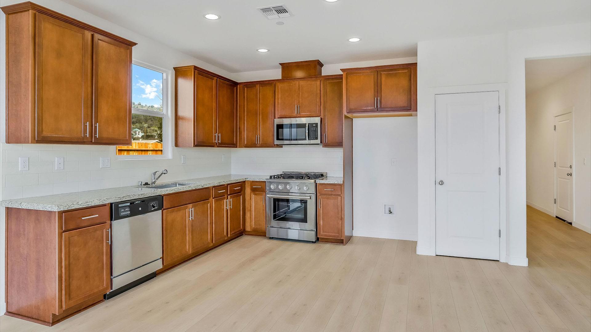 Residence 1 Kitchen