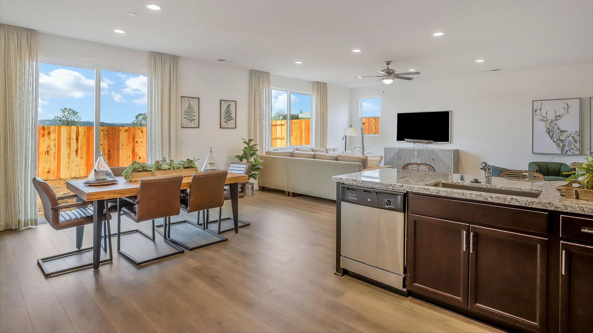 Residence 3 Alt Kitchen & Family Dining