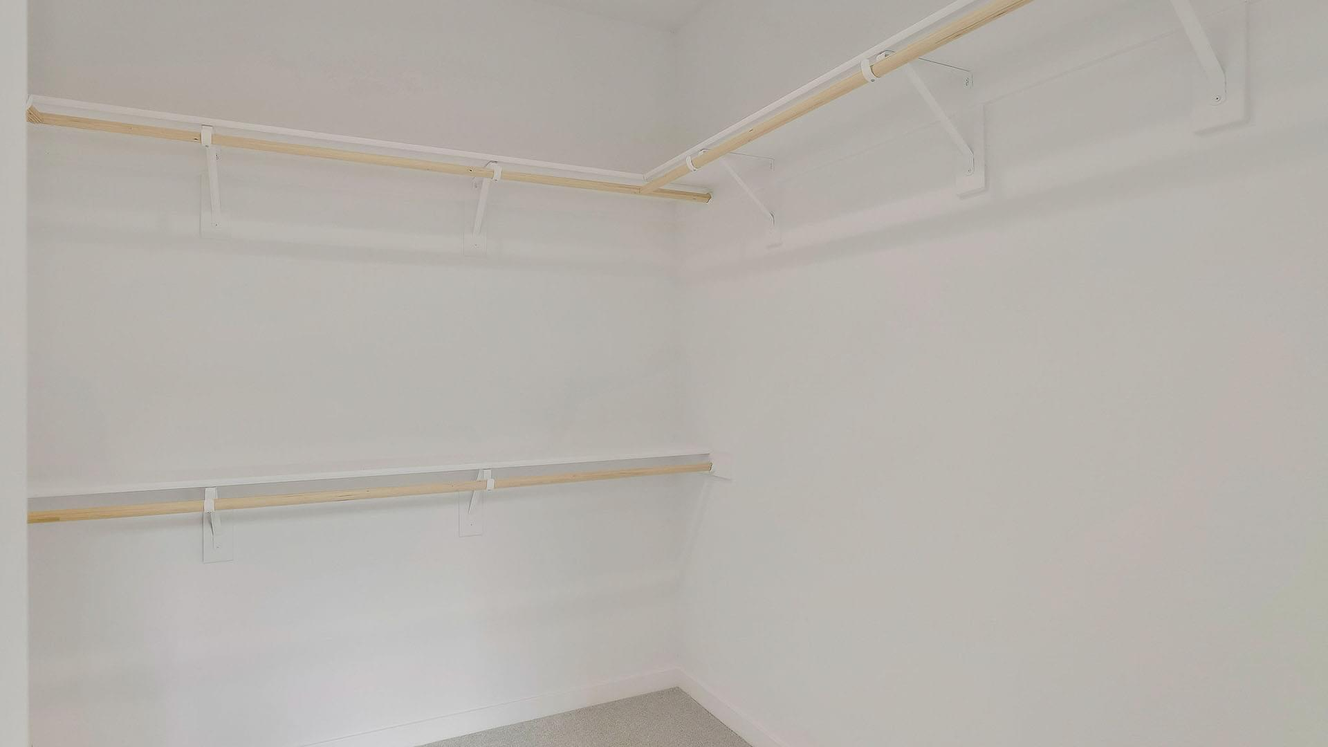 Residence 1 Master Walk-In Closet