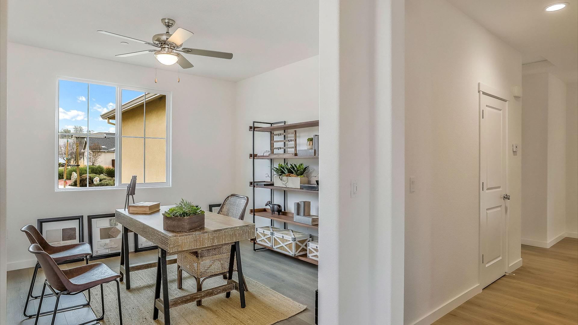 Residence 3 Alt Optional Flex Space