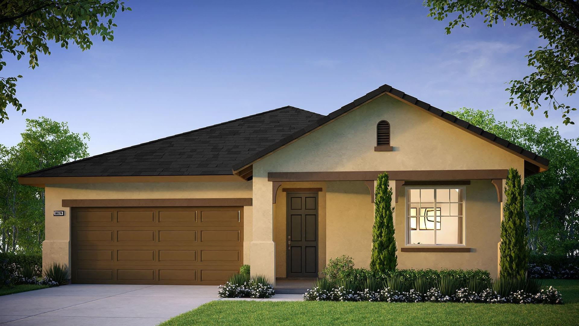 370 Copper Crest Drive in Copperopolis, CA by DeNova Homes