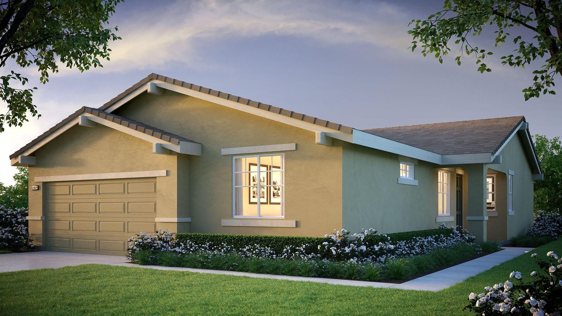 378 Copper Crest Drive in Copperopolis, CA by DeNova Homes