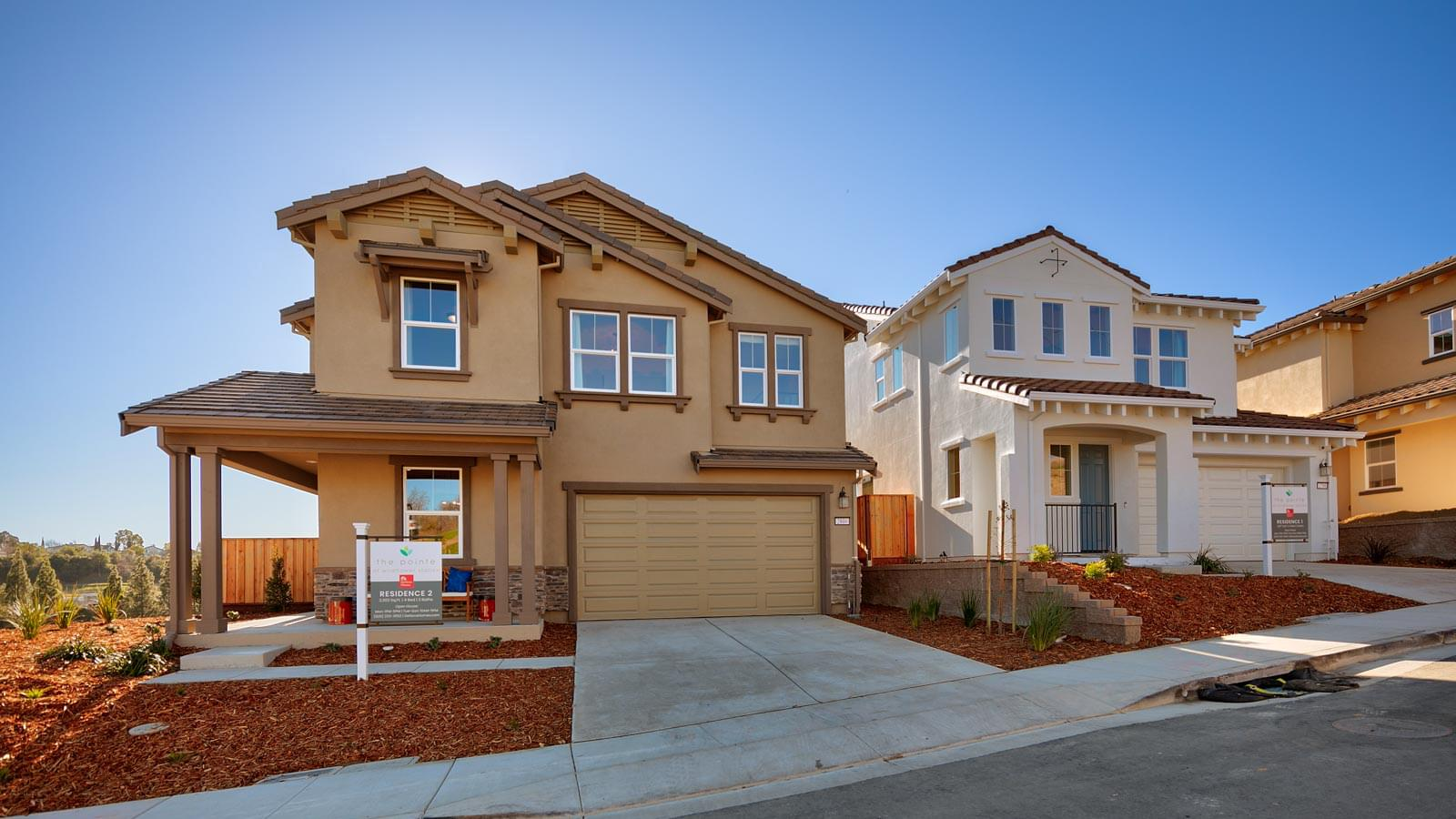 The Pointe at Wildflower Station in Antioch by DeNova Homes