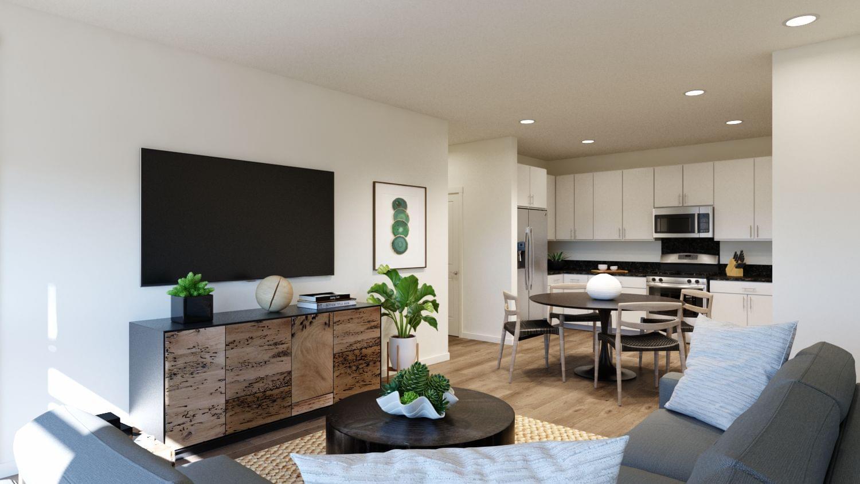 Residence 2 Living Room