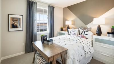 Residence 1 Secondary Bedroom