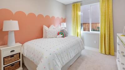 Residence 2 Secondary Bedroom