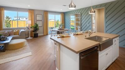 Residence 2 Kitchen