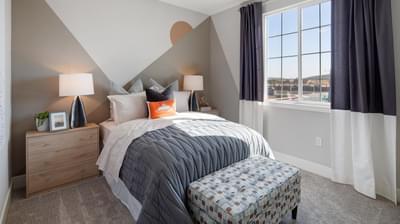 Residence 4 Secondary Bedroom