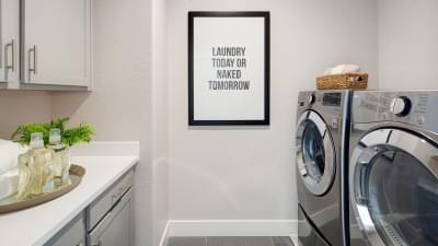 Residence 4 Laundry