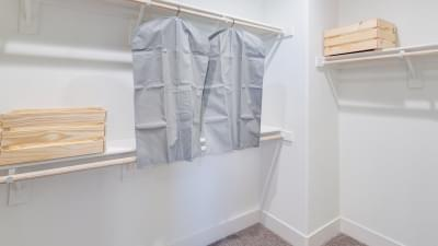 Residence 4 Owner's Walk In Closet