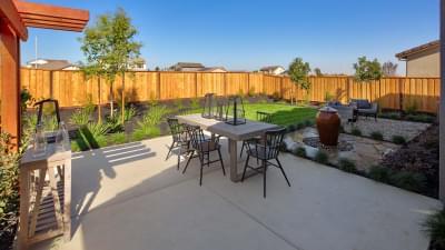 Residence 1 Backyard