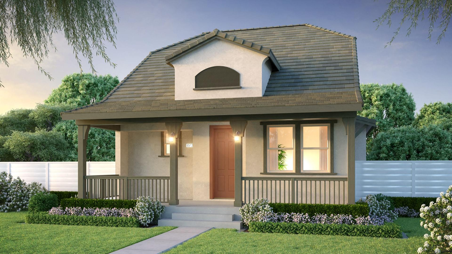 866 Hayes Street in Sonoma, CA by DeNova Homes