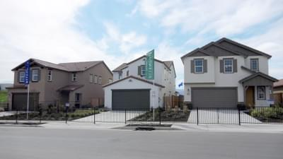 The Meadows Model Homes
