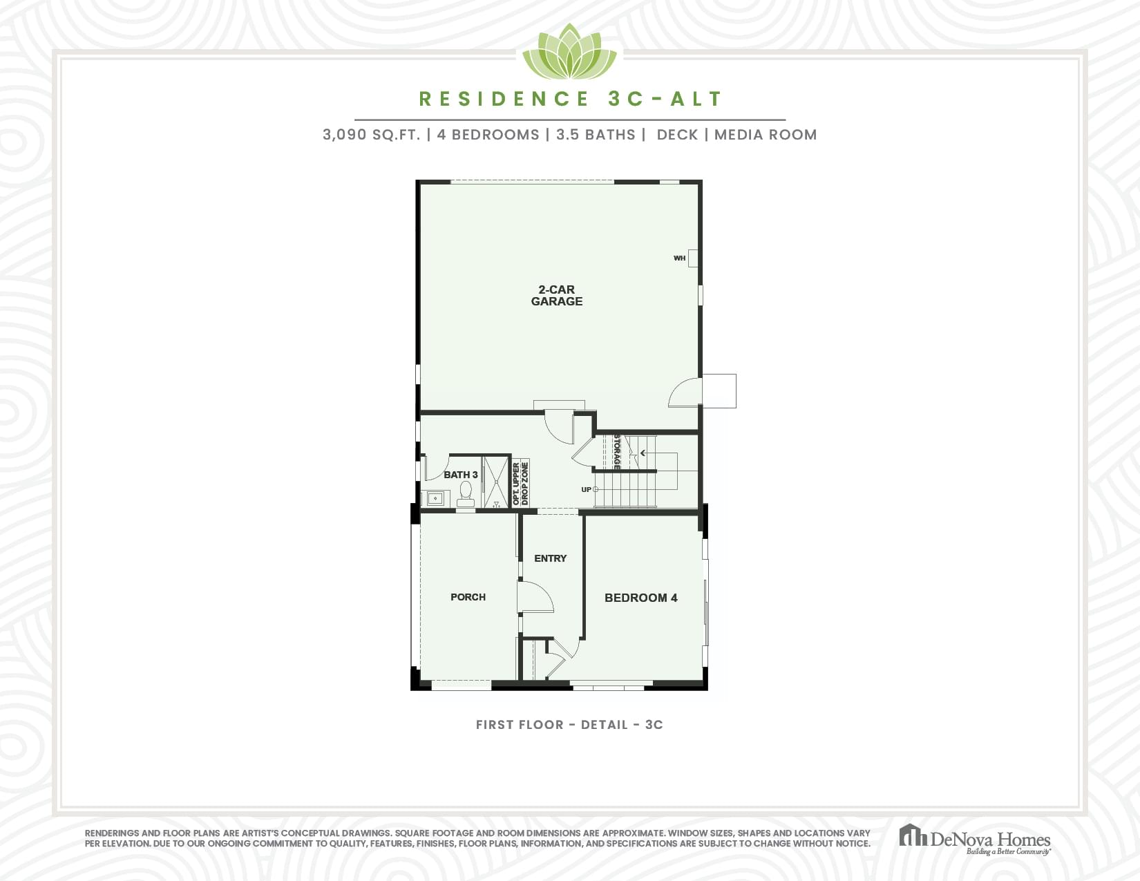 Residence 3 Alt. San Jose, CA New Home
