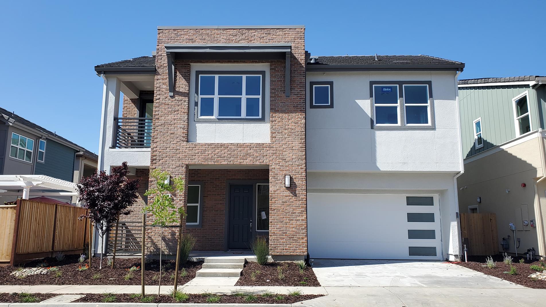 2301 Mirth Street in San Jose, CA by DeNova Homes