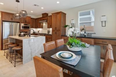 Residence 3 Kitchen & Dining