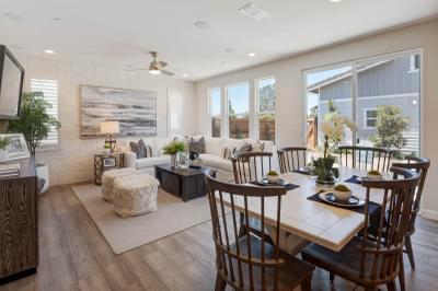 Residence 4 Nook & Living Room