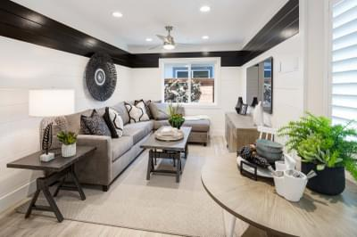 Cottage Living Space