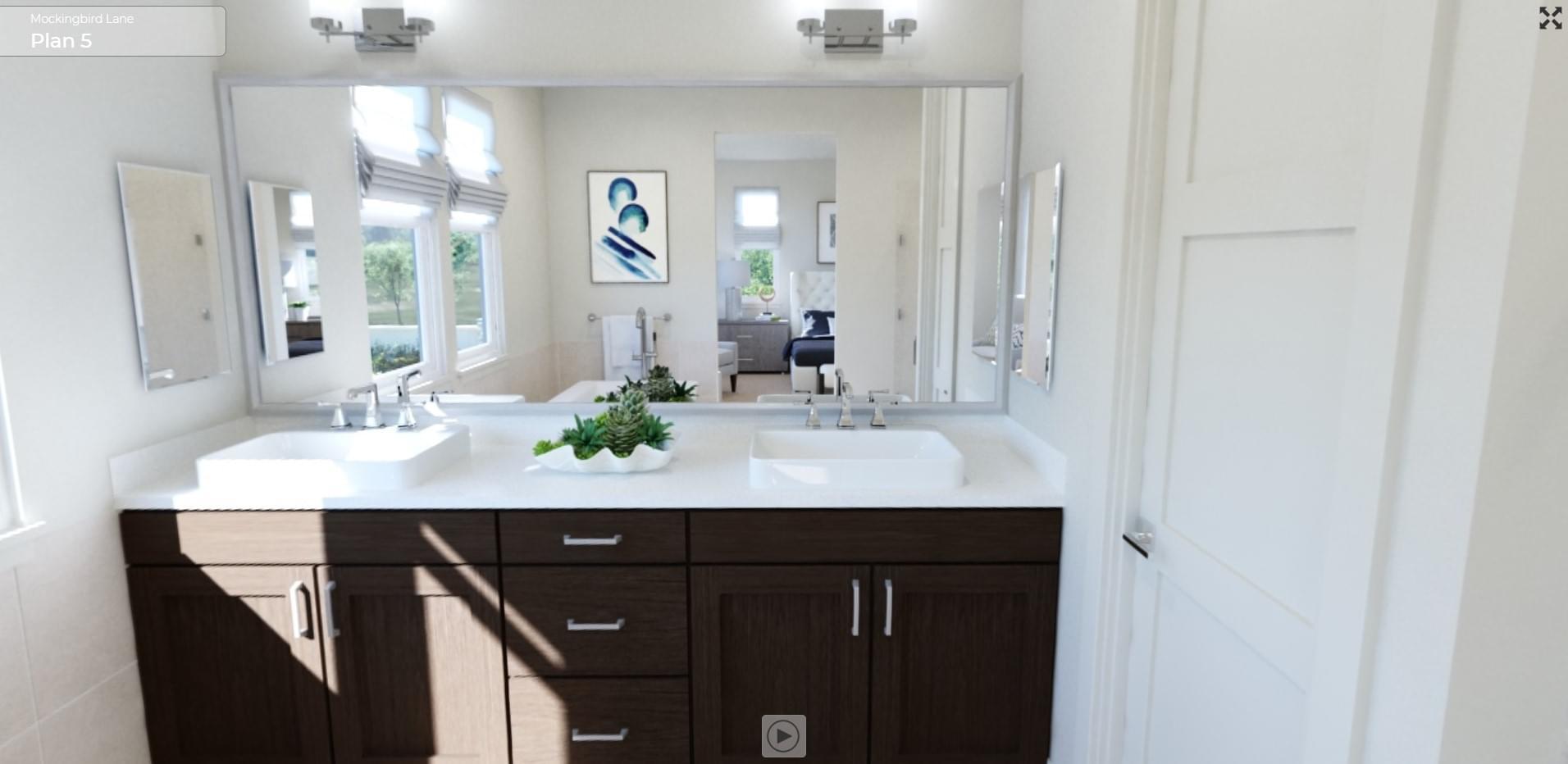 Residence 5 Master Bath