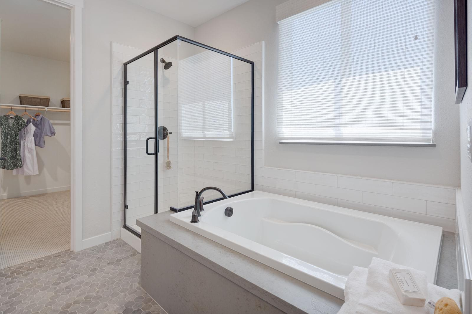 Residence 3 Owner's Bath