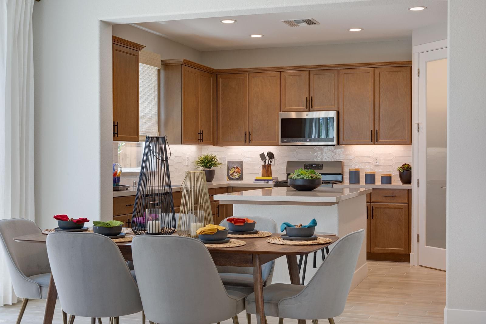 Residence 4 Kitchen