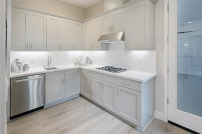 Asana Residence 5 Prep Kitchen