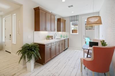 Asana Residence 3 Kitchenette