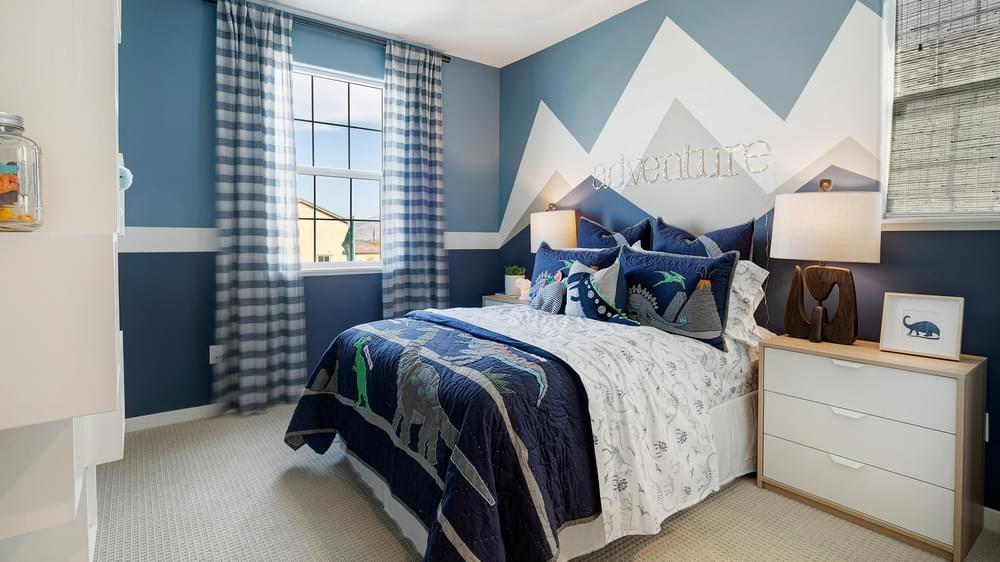 Secondary Bedrooms Gallery