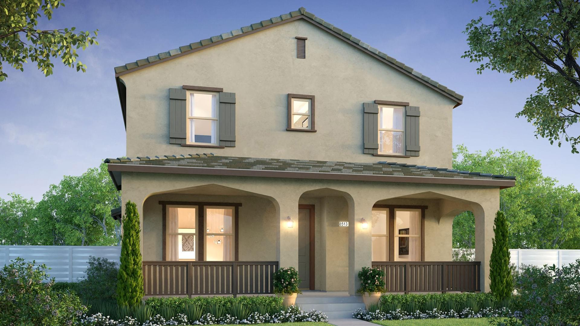 851 Fourth Street West in Sonoma, CA by DeNova Homes
