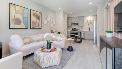 Residence 1 Living Room