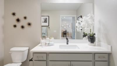 Residence 1 Bathroom